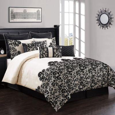 Blackivory Comforters