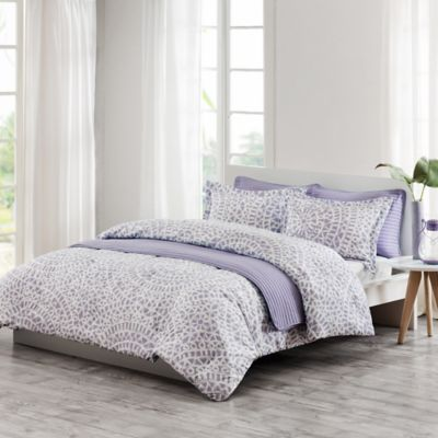 Echo Design® Mykonos King/California King Quilt Mini Set in Lilac