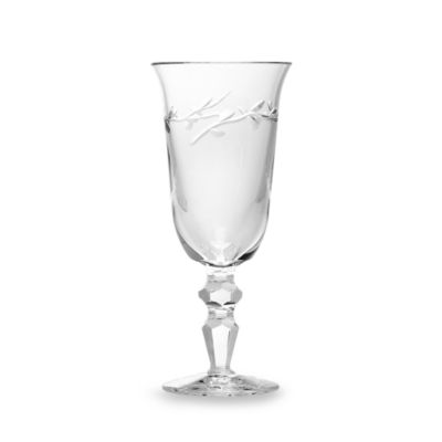Michael Aram Garland Romance 14-Ounce Iced Beverage Glass for Waterford