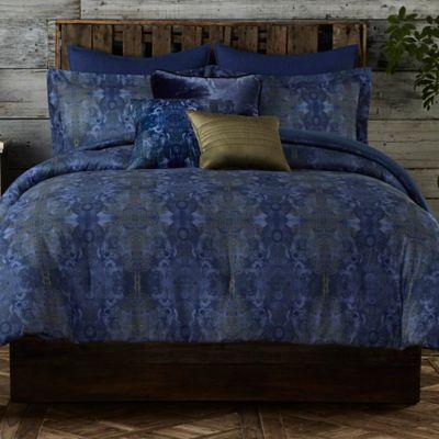 Tracy Porter® Gigi Reversible Full/Queen Comforter Set in Tan