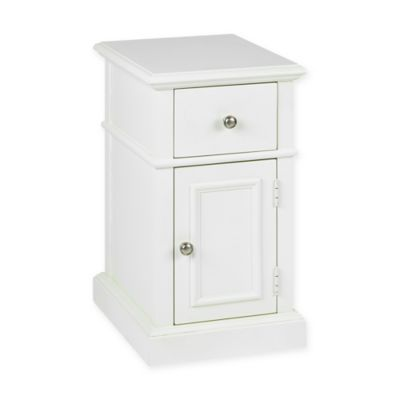 Oxford Side Table in Cream