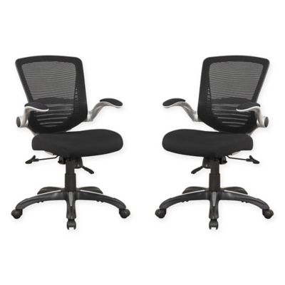 Manhattan Comfort Ergonomic Walden Mesh Office Chairs
