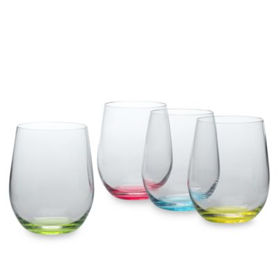Riedel® Happy O Wine 11-Ounce Tumblers (Set of 4)