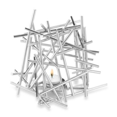 Blow Up Tea Light Holder by Alessi