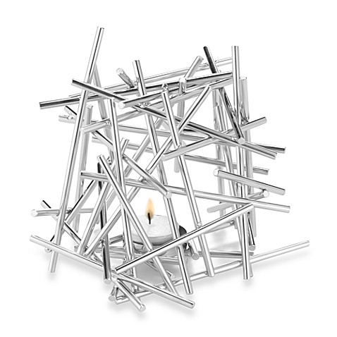 alessi blow up tea light holder bed bath beyond. Black Bedroom Furniture Sets. Home Design Ideas