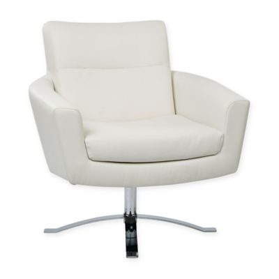 Office Star® Products Nova Chair in White