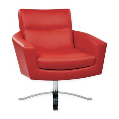 Office Star® Products Nova Chair in Red