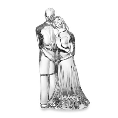 Waterford® Wedding Couple Sculpture