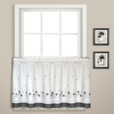 Black Window Treatments Curtains