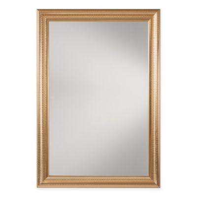 Gold Mirrors Decor
