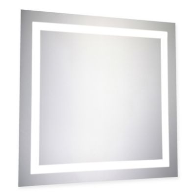 28-Inch LED Electric Mirror
