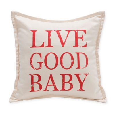 Live Good Baby Bedding