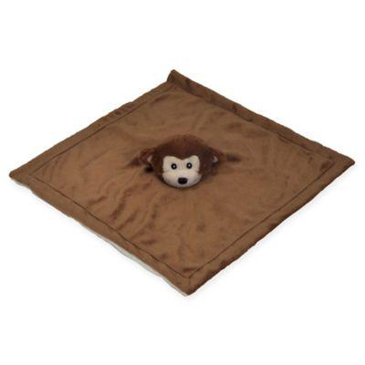 cloud b® Hugginz Monkey Lovie Blanket in Brown