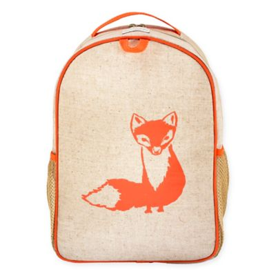 SoYoung Fox Backpack in Orange
