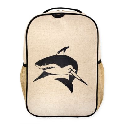 SoYoung Shark Backpack in Black