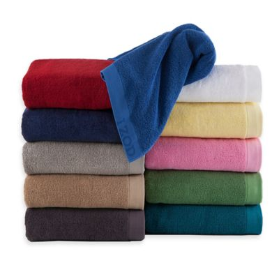Izod® Classic Egyptian Cotton Hand Towel in Dark Teal