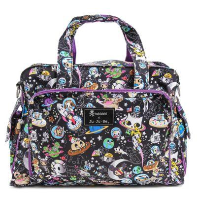 tokidoki x Ju-Ju-Be® Be Prepared Diaper Bag in Space Place Pattern