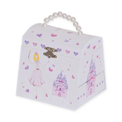 Whimsical Jewelry Box