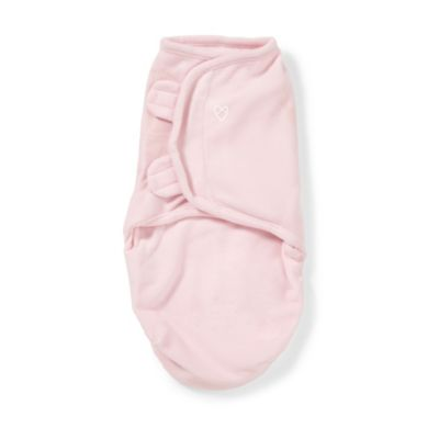 Summer Infant® SwaddleMe® Small/Medium Original Microfleece Swaddle in Pink