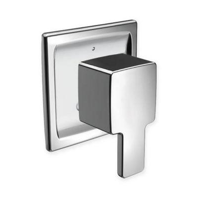 Moen 90-Degree Tub/Shower Transfer Trim in Chrome