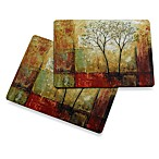 Morning Luster Cork Back Placemat (Set of 2)