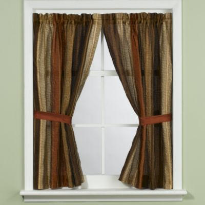 Window Curtain Panel Pair