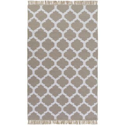 Surya Humphrey 8-Foot x 11-Foot Indoor/Outdoor Area Rug in Light Grey