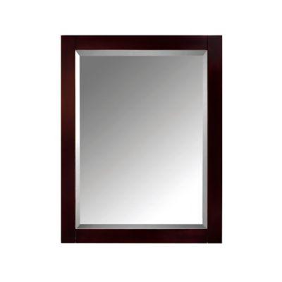 Avanity Modero Mirror Cabinet in Espresso