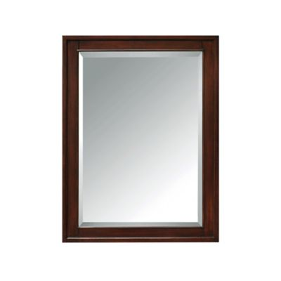 Avanity Madison Mirror Cabinet in Light Espresso