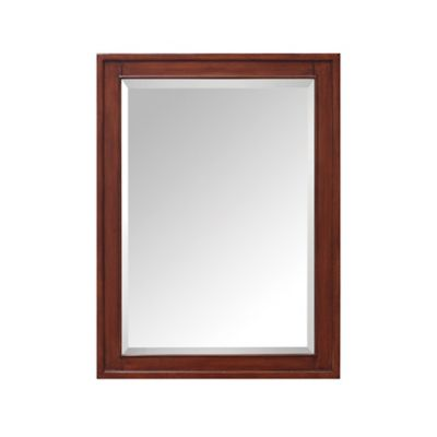 Avanity Madison Mirror Cabinet in Tobacco