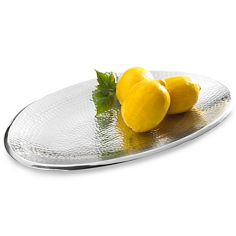 Towle® Hammersmith Large Oval Platter