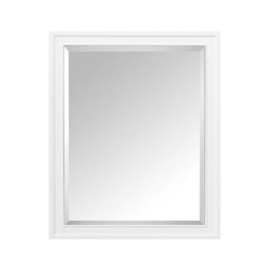 Avanity Madison Mirror Cabinet in White