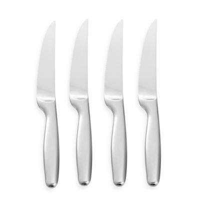 Gourmet Settings Non-Stop Steak Knives (Set of 4)