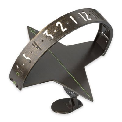 Whitehall Products Sun Clock Sundial in French Bronze