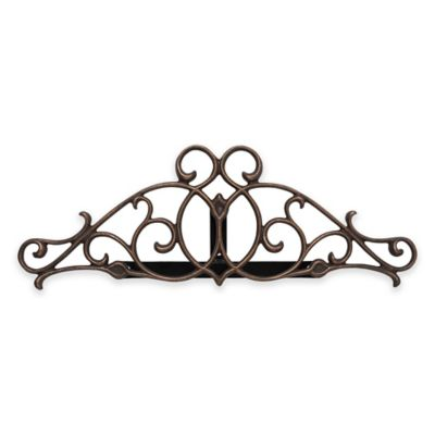 Tendril Outdoor Hose Holder in Oil Rubbed Bronze