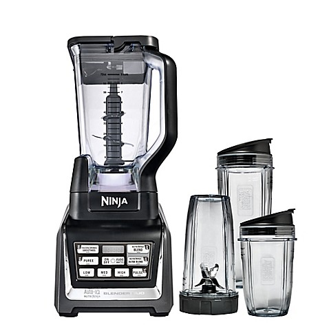 Nutri ninja duo blender with auto iq www for What brand of blender is used on the chew