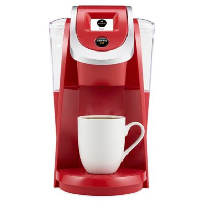 Keurig® 2.0 K250 Coffee Brewing System in Imperial Red