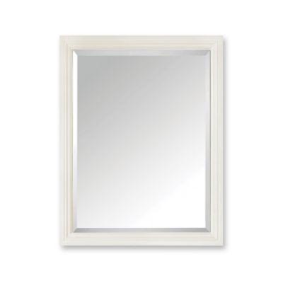 Avanity Thompson 24-Inch x 30-Inch Rectangular Mirror in White