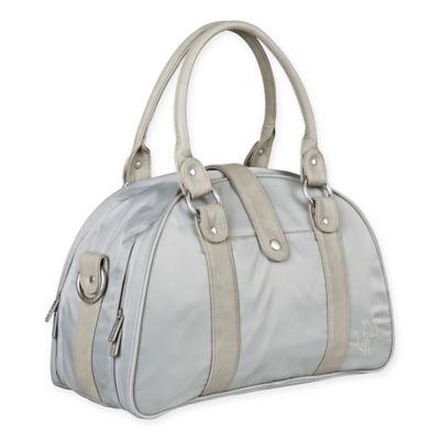 Gray Shoulder Bag