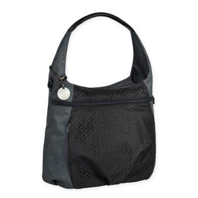 Lassig® Casual Hobo Diaper Bag in Black