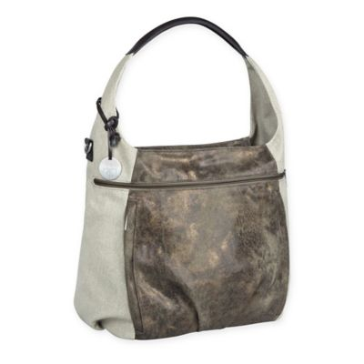 Lassig® Casual Hobo Diaper Bag in Olive-Beige
