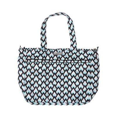 Ju-Ju-Be® Onyx Super Be Diaper Bag in Black Diamond