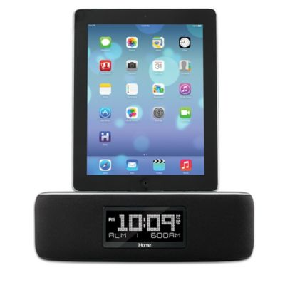 iHome iPod Clock