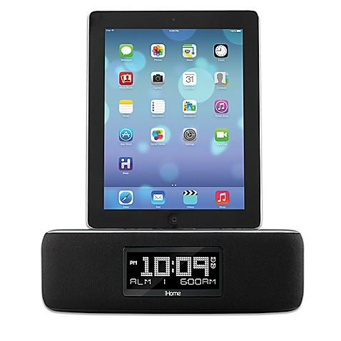 Ihome 174 Idl44 Docking Dual Alarm Fm Stereo Clock Radio With