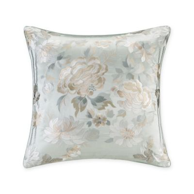 Natori® Canton European Pillow Sham in Light Aqua