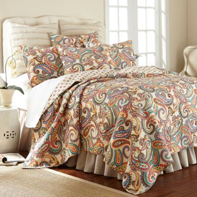 Paisley Print Quilts