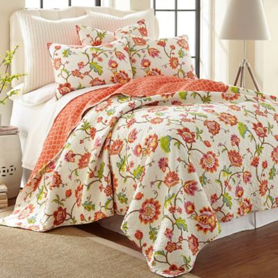 Levtex Home Brittany Reversible King Quilt Set