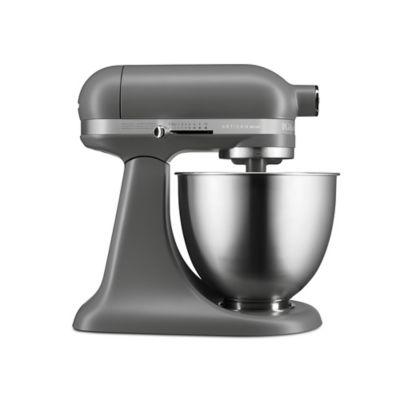 KitchenAid® Artisan® Mini 3.5 qt. Mixer in Matte Grey