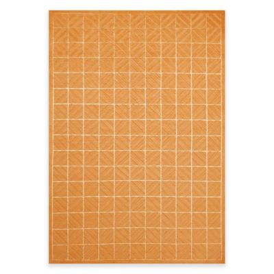 Feizy Chadwick 7-Foot 9-Inch x 9-Foot 9-Inch Area Rug in Copper
