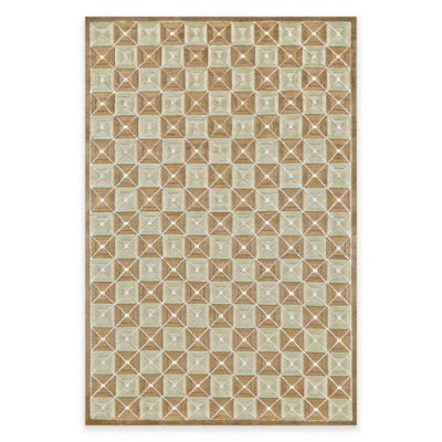 Feizy Chadwick 4-Foot x 6-Foot Area Rug in Taupe